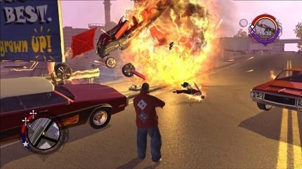 Saints Row saldrá también para PS3