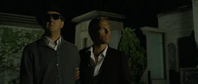 Karl y James muertos de miedo