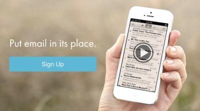 Mailbox, el cliente de correo que convertirá nuestra bandeja de entrada en una lista de tareas