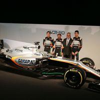 Force India VJM10: El F1 que será pilotado por dos mexicanos esta temporada