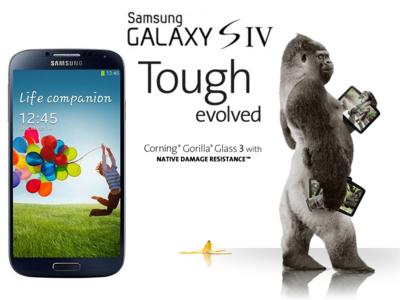 Samsung podría sustituir a Gorilla Glass dentro de poco y crear sus propios cristales