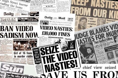 British Video Nasties Featured Image