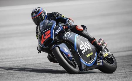 Bagnaia gana en Austria y recupera el liderato tras uno de los mejores duelos de Moto2 con Oliveira