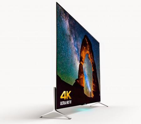 Sony saca el músculo con su televisor 4K UHD más delgado que un smartphone