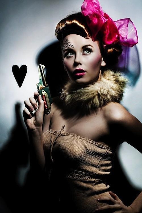 Foto de Simona Smrckova y el glamour retro de sus fotografías  (6/8)