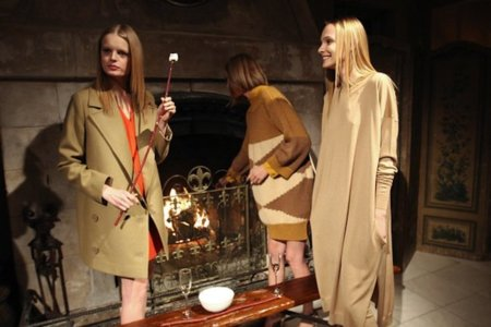 Stella McCartney presenta su colección de Otoño 2011
