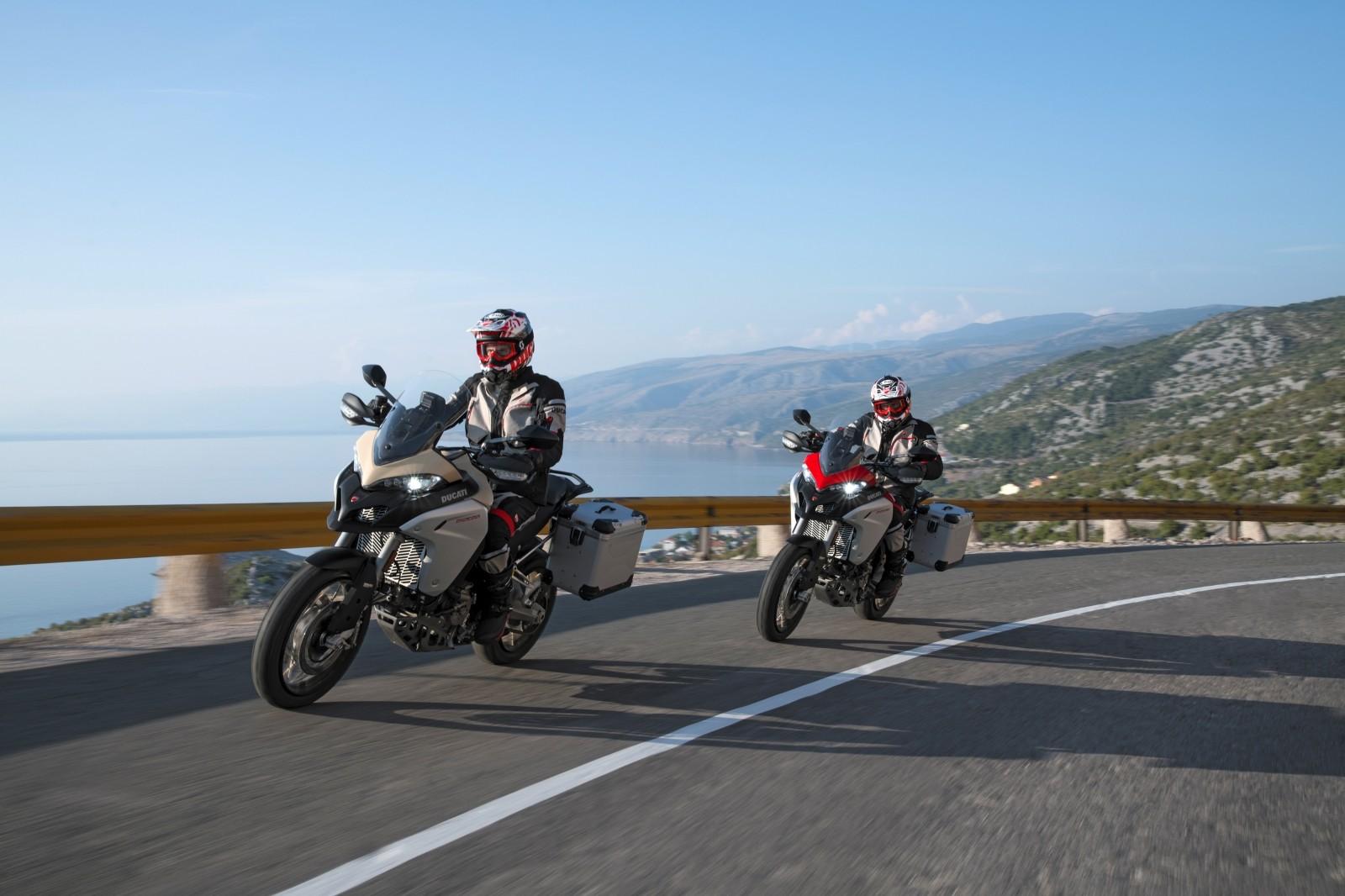 Foto de Ducati Multistrada 1260 Enduro 2019 (47/68)