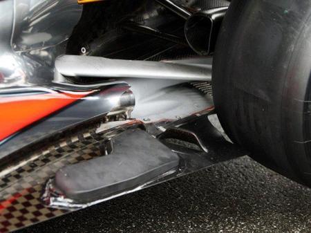 GP de Gran Bretaña F1 2011: los motores Mercedes y Renault podrán continuar soplando al 50% en las frenadas
