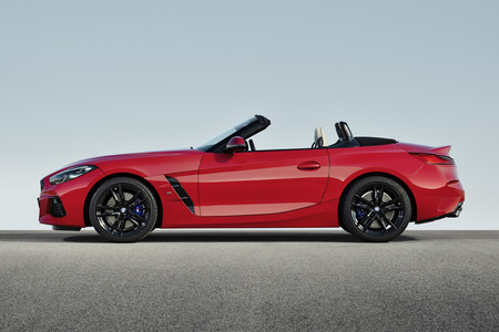 BMW Z4 M40i First Edition lateral sin capota