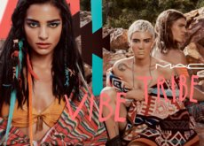 Vibe Tribe, la colección más festivalera de MAC ya está aquí