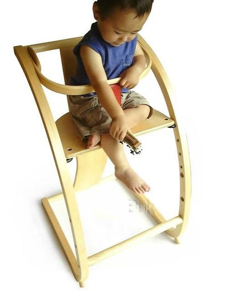 E-chair, una trona muy versátil