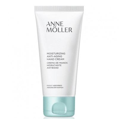 ANNE MOLLER Crema de Manos Hidratante Anti Edad - Tratamiento