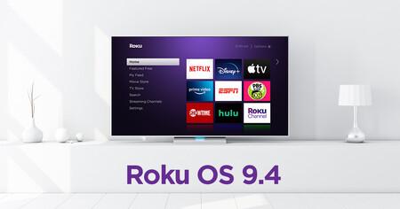 Roku OS 9.4 llevará el soporte para Airplay 2 y HomeKit a los dispositivos Roku compatibles a partir de las próximas semanas