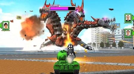Namco Bandai estrena IP en Wii U con 'Tank! Tank! Tank!'. Acción sin complejos y en compañía de otros [E3 2012]