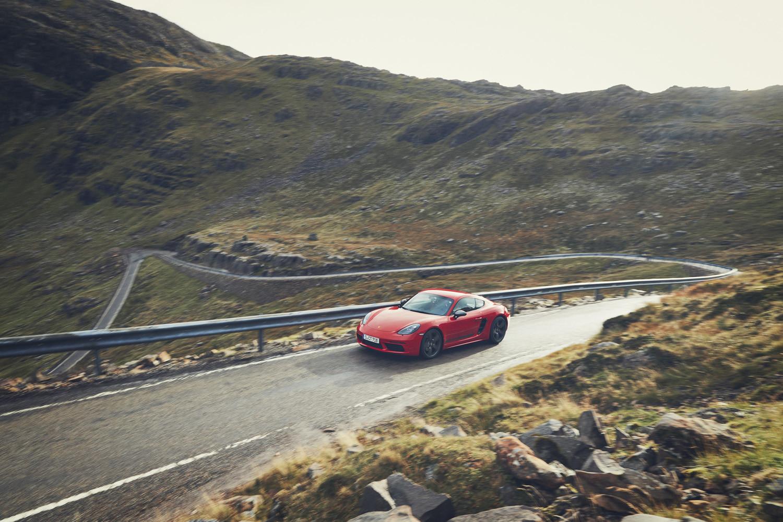 Foto de Porsche 718 Cayman T y Boxster T (13/13)