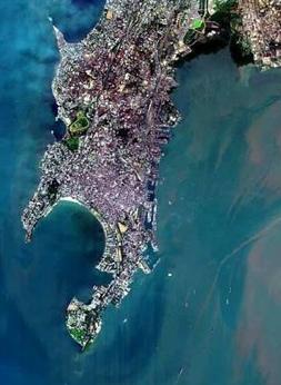 Air France incorpora vistas de satélite