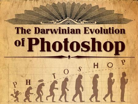 ¿La evolución de Photoshop hasta nuestros días es la correcta?