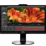 Philips Brillance 241P6, una nueva opción de 24 pulgadas y resolución UHD para tu ordenador