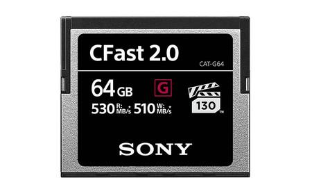 Sony 64 Gb Cfast 20