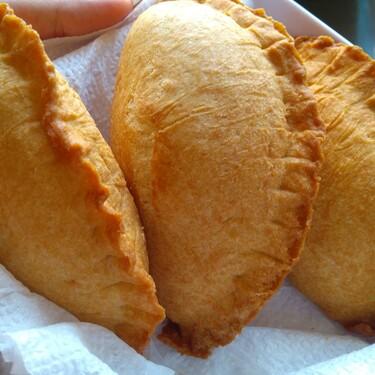 Empanadas de pulque. Receta de la cocina tradicional mexicana