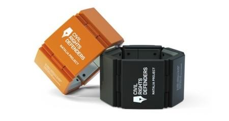 Natalia Project: una pulsera con GPS que quiere proteger a los activistas