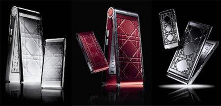 El nuevo teléfono móvil de Dior