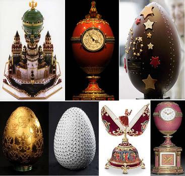 Los huevos de Pascua más exclusivos del mundo