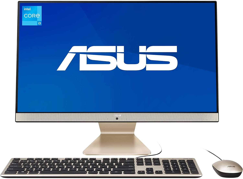 "Asus Desktop All in One, 23.8"" FHD, Core i3 11th Gen, 8GB RAM, 1TB+256SSD"