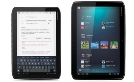 Motorola Xoom 2 y Xoom 2 Media Edition