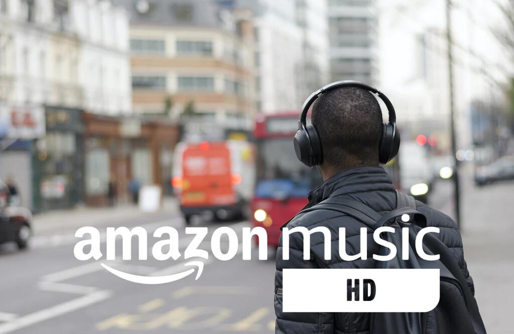 Amazon Music HD baja de precio: música en calidad HD y Ultra HD, ahora sin coste adicional
