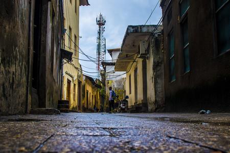 Island Zanzibar Stone Town Low Angle Alley Alley Way 1434245 Pxhere Com