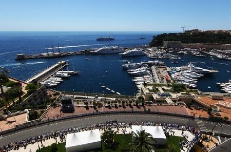 El Gran Premio de Mónaco mejora su seguridad