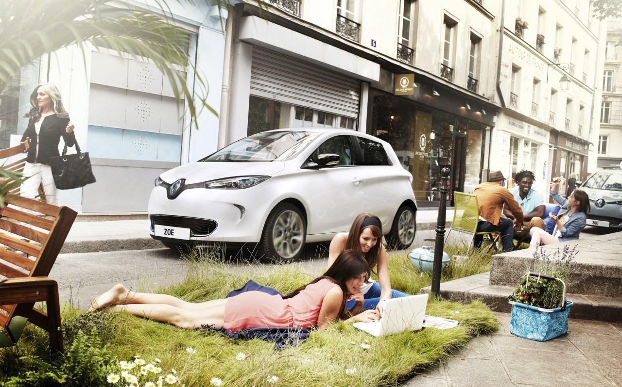 Foto de Renault ZOE (105/151)