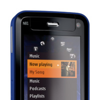 Nokia N81 y Nokia N81 8GB