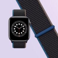 Viste tu Apple Watch con la correa oficial Sport Loop Nailon de 40 mm por 25 euros en MediaMarkt
