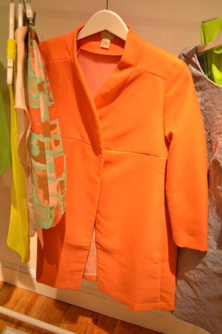 Naranja H&M colección Primavera-Verano 2012