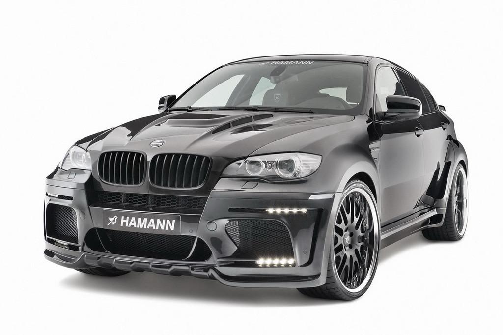 Foto de Hamann BMW X6 Tycoon EVO M (1/19)