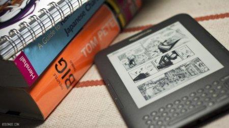 Amazon vende ya más libros electrónicos que de papel y pasta dura o blanda: ¿a qué esperan las editoriales españolas?
