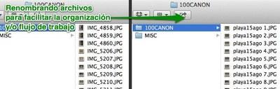 Renombra rápidamente archivos en lote para facilitar la gestión u organizar tu flujo de trabajo