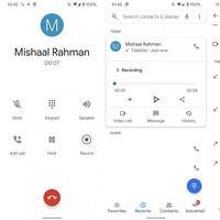 Así se podrán grabar llamadas con la app Teléfono de Google
