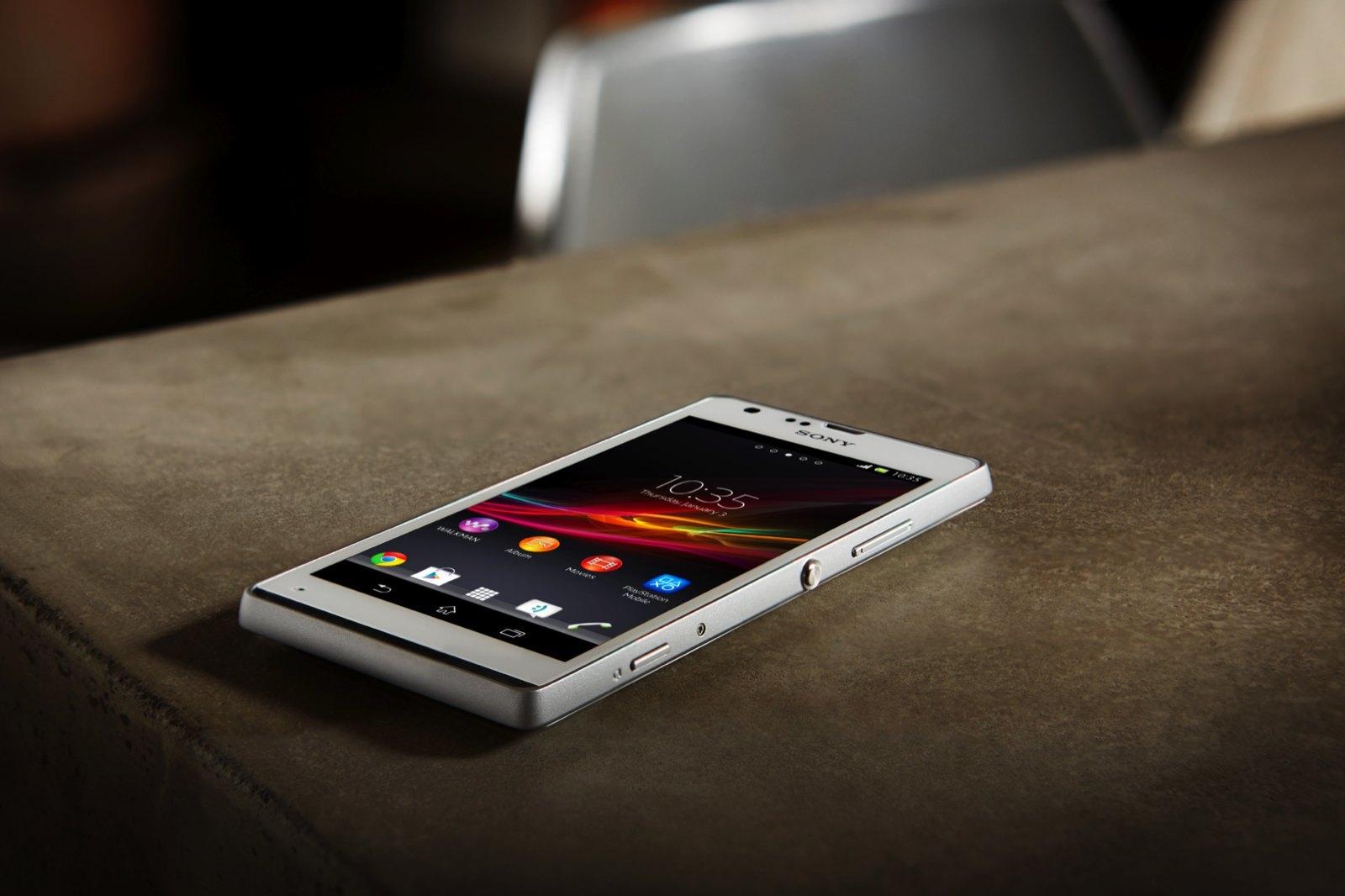 Foto de Sony Xperia SP, imágenes oficiales (12/12)