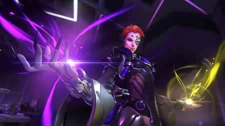 Overwatch presenta oficialmente a Moira. Y lo que hace no es magia, ¡es ciencia!
