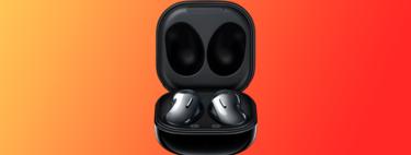 Los Galaxy Buds Live son la alternativa de Samsung a los AirPods Pro, y están rebajados en Amazon a 129,99 euros