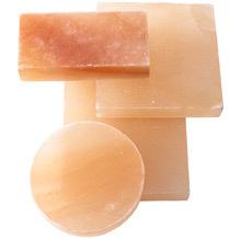 Platos de sal ideales para presentar el sushi