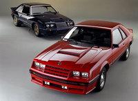 Ford Mustang: generación de 1979 a 1993