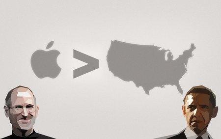 Apple: la maldición de tener dinero