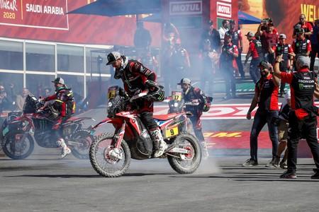 Brabec Dakar 2020