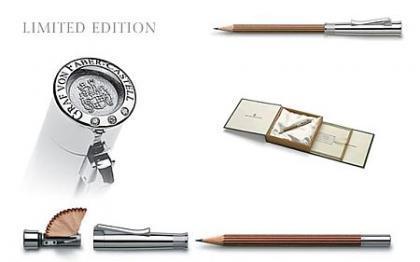 Faber-Castell: lapiz conmemorativo del 240 aniversario