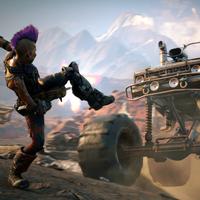 RAGE 2 y Absolute Drift están para descargar gratis en la Epic Games Store y te los quedas para siempre