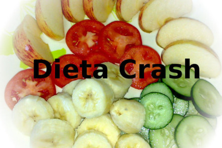 Dieta Crash. Análisis de dietas milagro (XXXV)